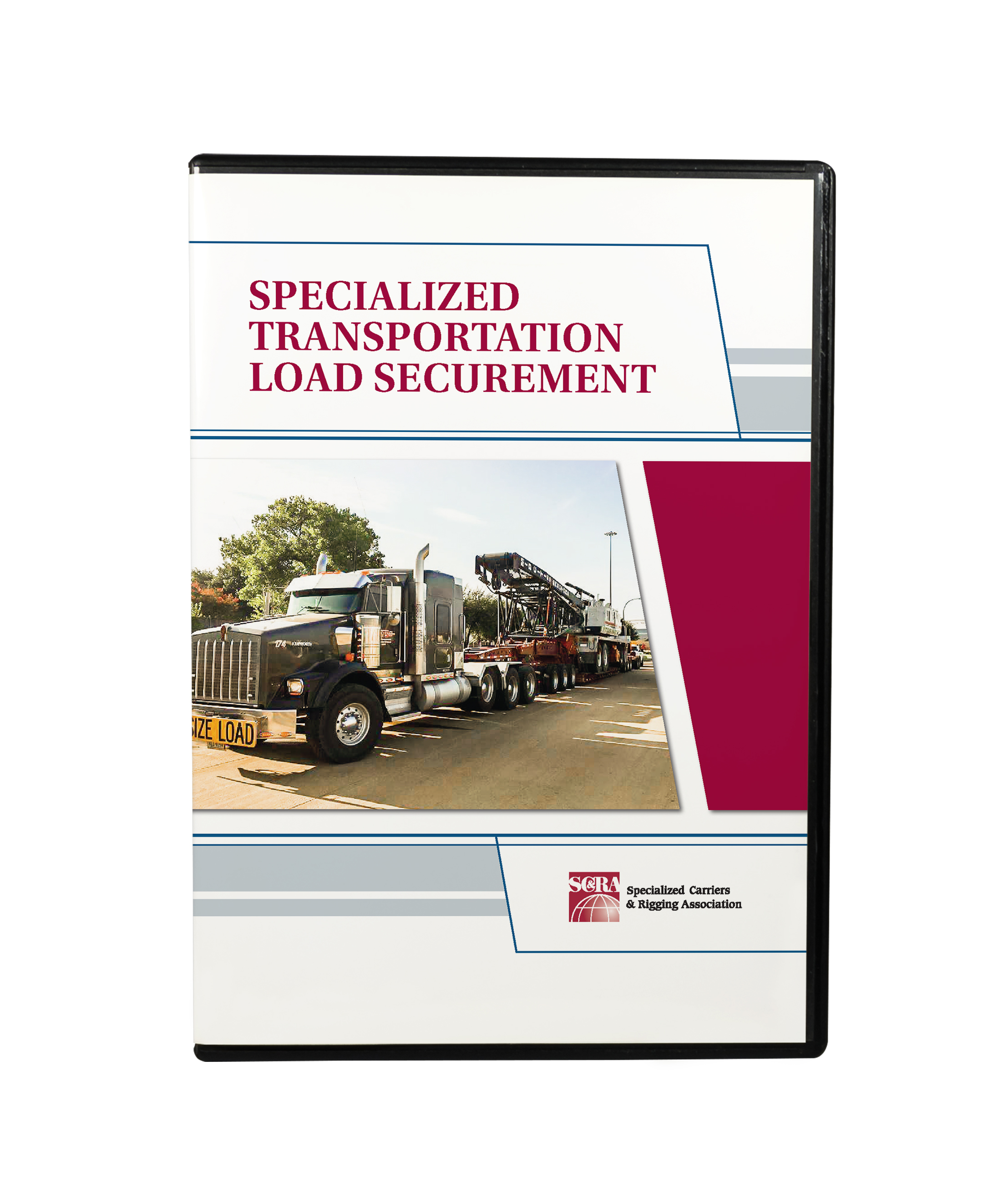 Specialized Transportation Load Securement  DVD