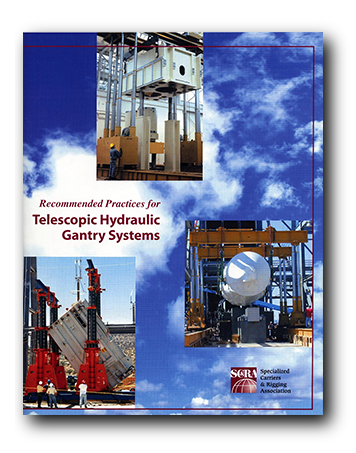 Telescopic Hydraulic Gantry Book