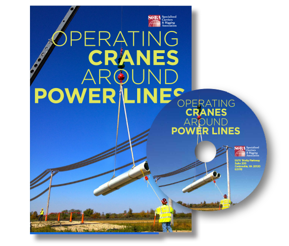 Operating Cranes Around Powerlines (DVD + Booklet)